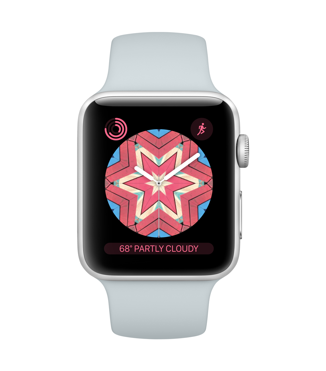 Kaleidoscope Watch Face